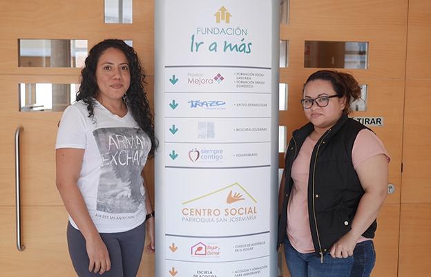 Entrevista Fundación ir a Más Valencia